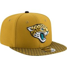 New Era Men s Jacksonville Sideline 2017 On-Field 9Fifty Snapback  Adjustable Hat 51048eef7f46
