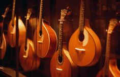 Fado is a typical Portuguese musical style, sung by one person (fadista) and accompanied by classical and portuguese guitars.