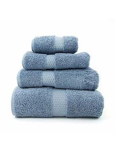 Etoile bath linen range in baltic- House of Fraser