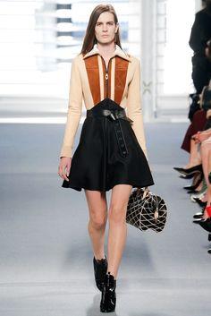Louis Vuitton Fall 2014 Ready-to-Wear Fashion Show - Julier Bugge (IMG)
