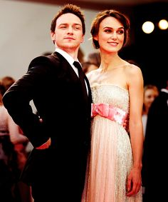 James McAvoy & Keira Knightley