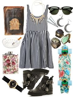 """Untitled #47"" by chelseapetrillo ❤ liked on Polyvore"