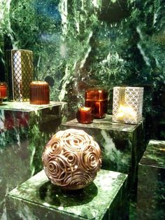 A mere 7 months after its launch, Kartell fragrances has just entered the international market with displays popping up in some of the most exclusive design .