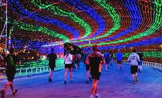 Groupon - $ 25 for Nighttime-5K Light Show Entry for One, Glow Gear, and After Party from The Rave Run on May 10 (Up to $ 60 Value) in Shakopee. Groupon deal price: $25.00
