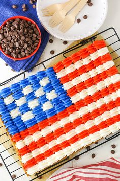 Flag Chocolate Chip