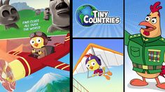 7 Educational Apps for First Graders- Tiny Countries