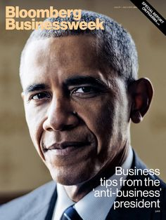 NEW COVER: We talked the economy, free trade, and higher wages with President Obama http://bloom.bg/28XwPrt