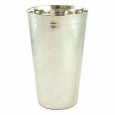 """6"""" Stainless Steel Glass Indian Kitchen, Kitchen Utensils, Hospitality, Indian Food Recipes, Barware, Clean Eating, Roses, Beer, Stainless Steel"""