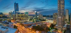 #Atlanta is a foodie's dream destination but #Buckhead is the main spot to visit when there for great feasts, spots to say and places to shop!