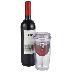 by Business Innovations. Viva 12-oz. Wine Tumbler. Found on MSAProductShop and in museum stores