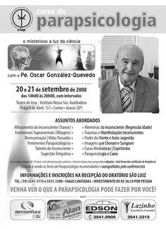 Padre Quevedo ― PARAPSICOLOGIA