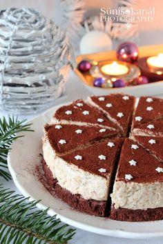 Tiramisu, Creative Cakes, Cake Cookies, Vanilla Cake, Tart, Cake Recipes, Food And Drink, Sweets, Ethnic Recipes