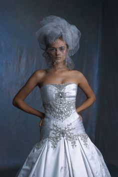 St. Pucchi wedding dress couture