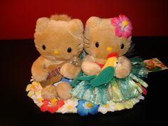 Hello Kitty and Daniel on vaca!