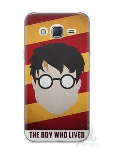 Capa Capinha Samsung J7 Harry Potter #2