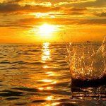 Lista minden betegség lelki okáról   DELUXE MAGAZIN Minden, 30th, Waves, Celestial, Sunset, Outdoor, Outdoors, Sunsets, Ocean Waves