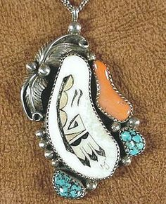 Hopi Jewelry for Sale | Time Dances By - Native American Jewelry: NA056