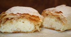 Strudel, Cottage Cheese, Cake Cookies, Feta, Delish, Sweet Treats, Bakery, Food And Drink, Favorite Recipes