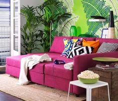 Friheten Living Room Decor Straight