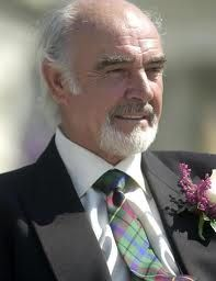 Sean Connery - still attractive & distinguished