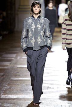 Dries Van Noten Fall 2013 Ready-to-Wear Fashion Show - Carla Ciffoni (IMG)