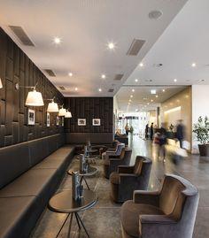 Gallery of Modern Times Hotel / Itten+Brechbühl - 21