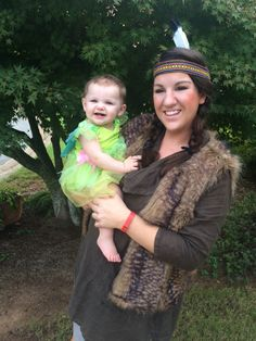 Easy DIY Halloween costumes to match your kids - Savvy Sassy Moms