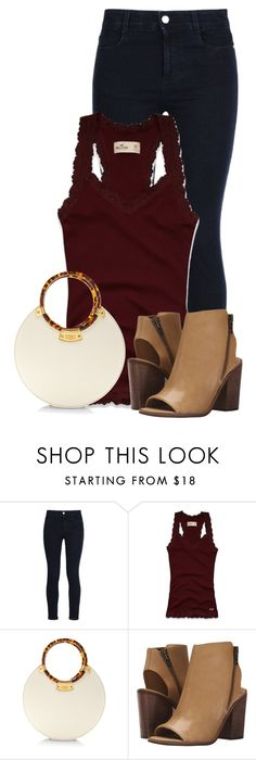 """""""Untitled #14632"""" by nanette-253 ❤ liked on Polyvore featuring STELLA McCARTNEY, Hollister Co., Fairchild Baldwin, Steve Madden, women's clothing, women, female, woman, misses and juniors"""