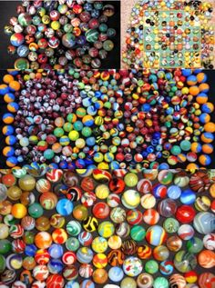 rare antique marbles - Google Search