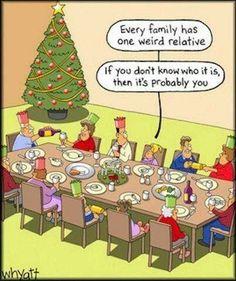 Christmas Joke Family