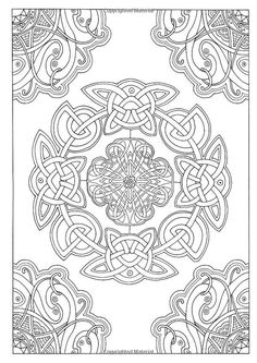 Adult Pagan Colouring Pages 3
