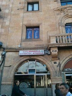 Salamanca - tiendas