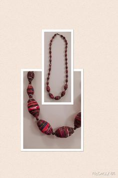 Necklace by Anna Meroni