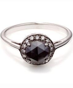 Rattana shop New Cocktail Princess Cut Rainbow White Topaz Gemstone Silver Ring Size 6 7 8 9 6
