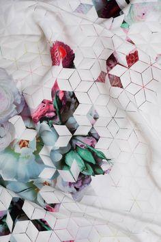 Koonhor Textile Design SS 13 on Behance