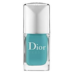 Fashion Splash: Blue Nail Polish. Love blue polish? Here's the run down on baby blue, turquoise and navy!
