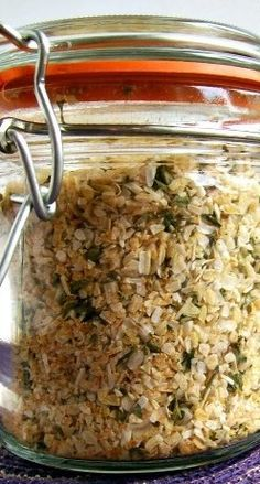 Dry Onion Soup Mix Recipe