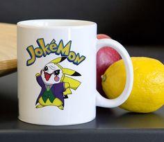 Jokemon Pokemon Joker Tea Coffee Classic Ceramic Mug 11oz