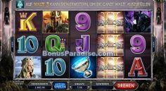 Avalon II - Online Glücksspielautomat von Microgaming Games, Arcade Game Machines, Plays, Gaming, Game, Toys, Spelling