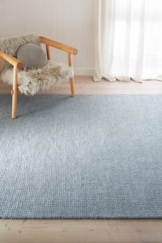 Armadillo and Co Sierra Weave - Moonlight Rug