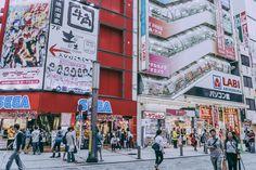 Tokio Viaje de novios en Japón Tokyo Japan Honeymoon Shibuya Odaiba Ginza Shinjuku Harajuku Omotesando Asakusa Crimenes de la Moda Akihabara Asakusa
