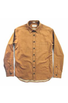 fb092c9ef24 The Utility Shirt in Salt   Pepper Chambray