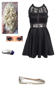 """""""Untitled #111"""" by breannampina ❤ liked on Polyvore featuring AX Paris, NOVICA and Tory Burch"""