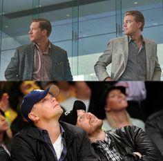Eames/Cobb/Leo/Tom - inception-2010 Photo