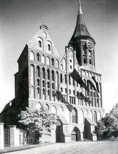 Königsberg Dom 1935