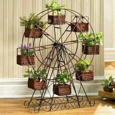30 Maceteros que te inspirarán a decorar con plantas