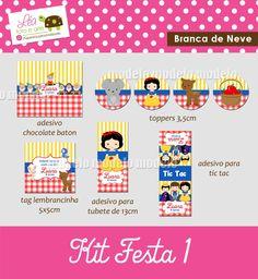 Kit Festa 1 - kit di