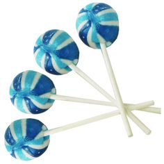 Blueberry Lolly