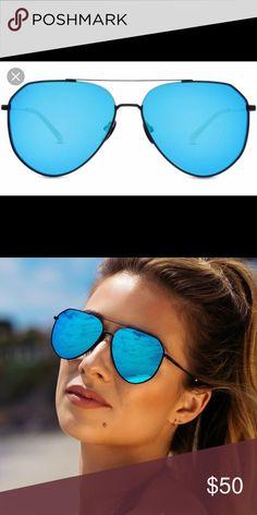 29b184e3173 Diff Sunglasses - Jessie James Decker Jessie James Decker Diff Sunglasses -  Blue Mirrored Diff Eyewear