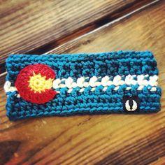 Colorado Flag Headband - i want it
